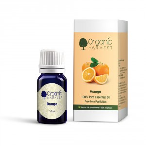 Buy Organic Harvest Orange - Nykaa