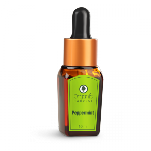 Buy Organic Harvest Pepper Mint Essential Oil - Nykaa