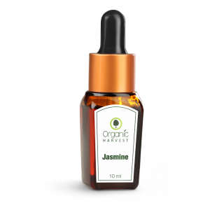 Buy Organic Harvest Jasmine Essential Oil - Nykaa
