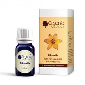 Buy Organic Harvest Citronella - Nykaa