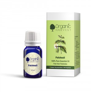 Buy Organic Harvest Patchouli - Nykaa