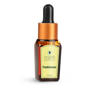 Buy Organic Harvest Frankincense Essential Oil Free From Pesticides - Nykaa