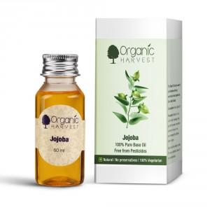 Buy Organic Harvest Jojoba - Nykaa