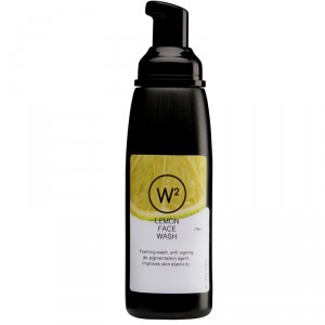 Buy W2 Lemon Foaming Face Wash - Nykaa