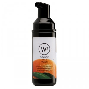 Buy W2 Orange Foaming Face Wash - Nykaa