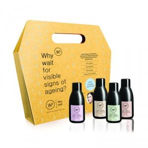 Buy W2 Anti-Ageing & Anti-Wrinkle Kit - Nykaa