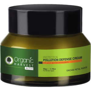 Buy Organic Harvest Protection Pollution Defense Cream - Nykaa