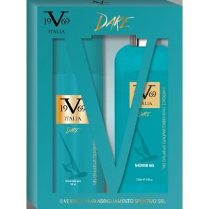 Buy Versace 19.69 Abbigliamento Sportivo SRL Dare Gift Set - Nykaa