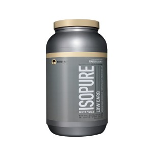 Buy Isopure Low Carb Protein Powder (Toasted Coconut) - Nykaa