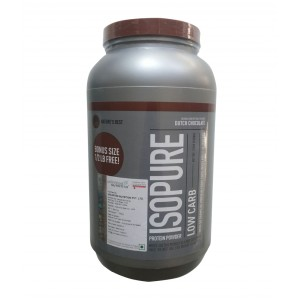 Buy Natures Best Isopure Low Carb Dutch Chocolate Flavour - 3.5 Lbs - Nykaa