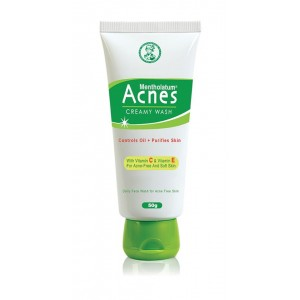 Buy Acnes Creamy Wash - Nykaa