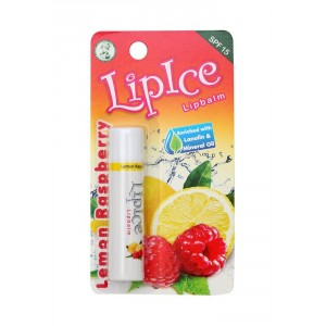 Buy LipIce Lipbalm - Lemon Raspberry - Nykaa