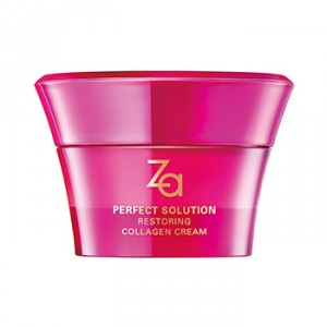 Buy Za Perfect Solution Restoring Collagen Cream - Nykaa