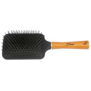 Buy Filone Big Paddle Hair Brush - 9595WH - Nykaa