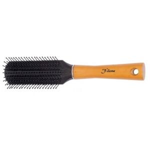 Buy Filone Flat Hair Brush - 9543WH - Nykaa