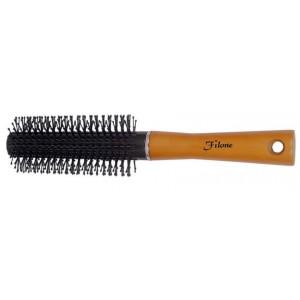 Buy Herbal Filone Round Hair Brush - 9519WH - Nykaa