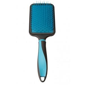 Buy Filone Paddle Cushion Brush - Grey Blue - Nykaa