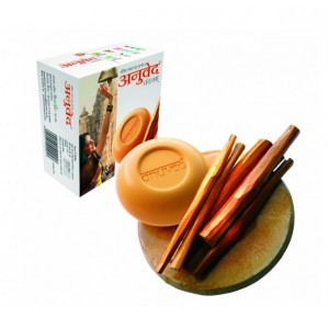Buy Anuved Chandanam Soap - Nykaa