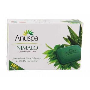 Buy Anuspa Nimalo Soap - Nykaa