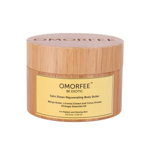 Buy OMORFEE Satin Sheen Rejuvenating Body Butter - Nykaa