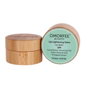 Buy OMORFEE Lip Lightening Salve - Nykaa