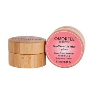 Buy OMORFEE Rose Tinted Lip Salve - Nykaa
