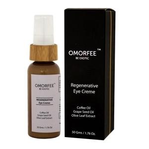 Buy OMORFEE Regenerative Eye Creme - Nykaa