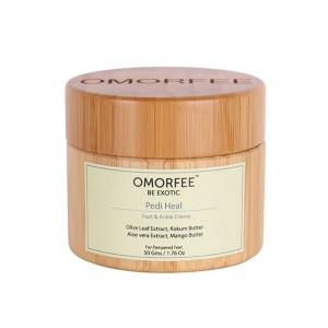 Buy OMORFEE Pedi Heal Foot & Ankle Cream - Nykaa