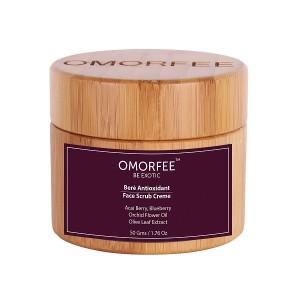 Buy OMORFEE Bere Anti-Oxidant Face Scrub Creme - Nykaa