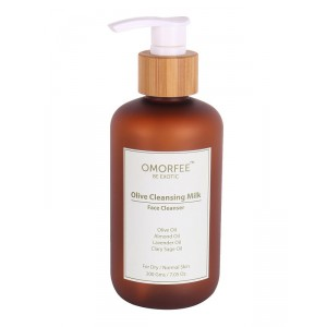 Buy OMORFEE Olive Cleansing Milk - Nykaa