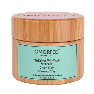 Buy OMORFEE Purifying Skin Face Pack - Nykaa