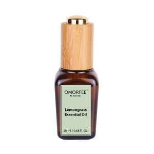 Buy OMORFEE Lemongrass Essential Oil - Nykaa