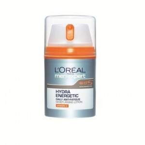 Buy L'Oreal Paris Men Expert Hydra Energetic Daily Anti-Fatigue Moisturising Lotion - Nykaa