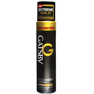 Buy Gatsby Set & Keep Spray Extreme Hold Hair Styler (50ml Extraa) - Nykaa