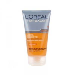 Buy L'Oreal Paris Men Expert Hydra Energetic Foaming Cleansing Gel - Nykaa