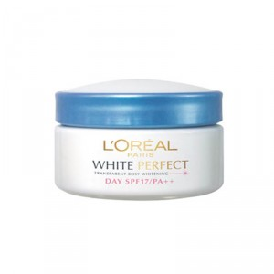 Buy L'Oreal Paris White Perfect Day Cream SPF17++ - Nykaa