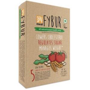 Buy Herbal Unived Fybur, Instant Health Soup,  5g Hi-Fiber -7 Sachets - Nykaa