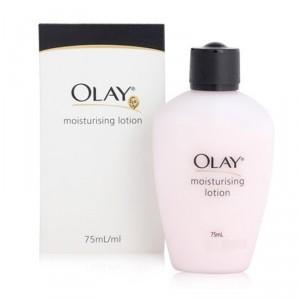 Buy Olay Moisturizing Lotion Sensitive Skin - Nykaa