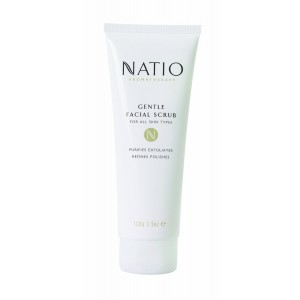 Buy Natio Aromatherapy Gentle Facial Scrub - Nykaa
