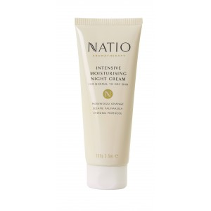 Buy Natio Intensive Moisturising Night Cream - Nykaa