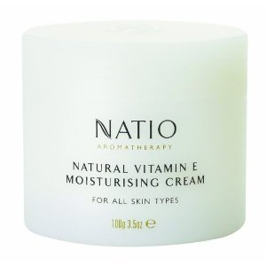 Buy Natio Aromatherapy Natural Vitamin E Moisturising Cream - Nykaa