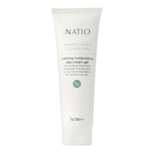 Buy Natio Sensitivity Tested Fragrance Free Calming Moisturising Day Cream Gel - Nykaa