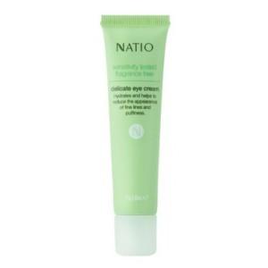 Buy Herbal Natio Sensitive Skin Delicate Eye Cream - Nykaa