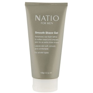 Buy Natio Smooth Shave Gel - Nykaa