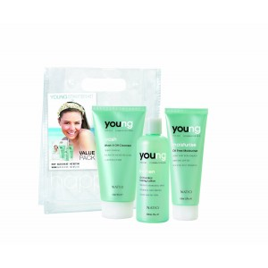 Buy Natio Young Starter Pack - Nykaa