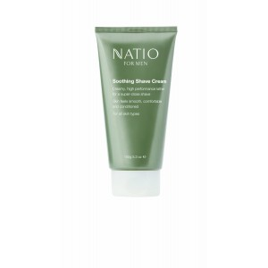 Buy Natio Soothing Shave Cream - Nykaa