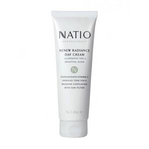 Buy Herbal Natio Aromatherapy Renew Radiance Day Cream - Nykaa