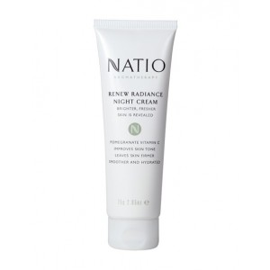 Buy Natio Aromatherapy Renew Radiance Night Cream  - Nykaa