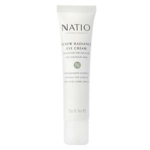 Buy Natio Aromatherapy Renew Radiance Eye Cream  - Nykaa
