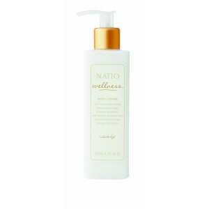 Buy Natio Wellness Body Lotion - Nykaa